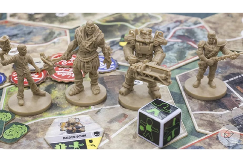 New Fallout Board Game Expansion Causes Mod Team to Panic