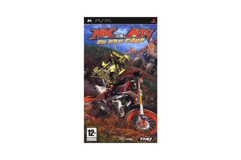 MX vs. ATV On the Edge – Sony PSP