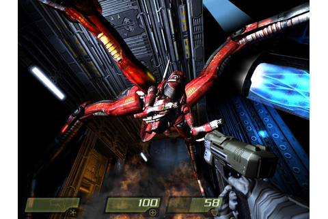 Quake 4 (2005) - PC Review | Old PC Gaming