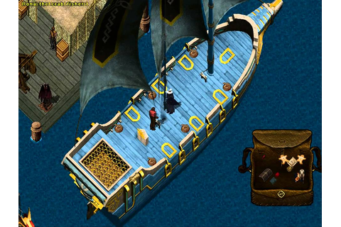 Dock Town - Adventures on the High Seas Beta - Ultima ...