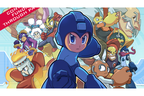 Mega Man™ The Board Game by Jasco Games —Kickstarter