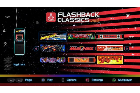 Atari Flashback Classics Volume 2 Review