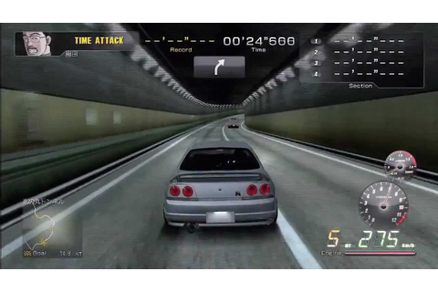 Wangan Midnight Run #1 - YouTube