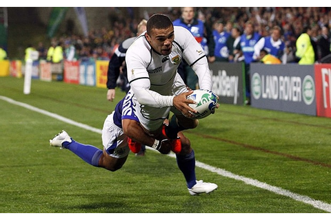 Rugby World Cup 2011: South Africa v Samoa live - Telegraph