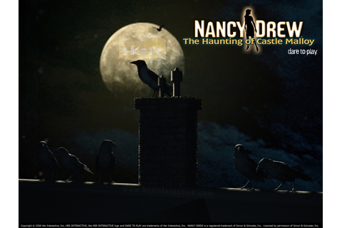 25 best Nancy Drew #19: The Haunting of Castle Malloy ...