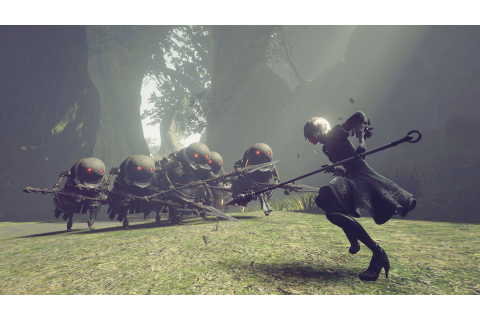 Buy Nier: Automata PC Game | Steam Download
