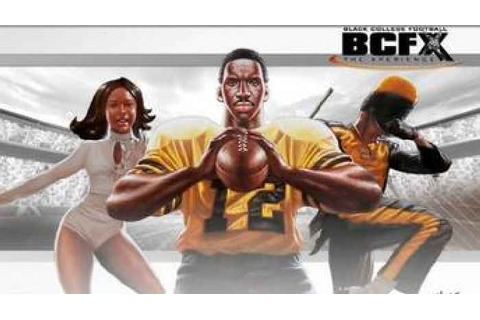 Game of the Year: Black College Football: BCFX: The ...