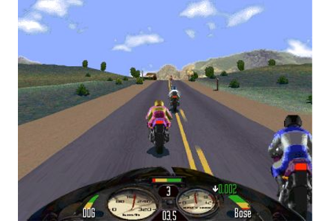 Hot Games Spot: Road Rash for PC