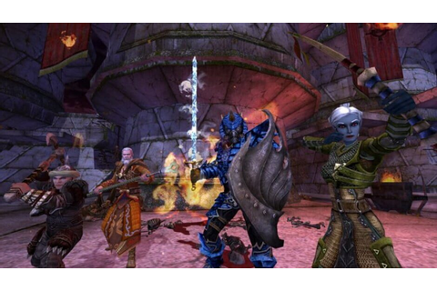 Dungeons and Dragons Online: Stormreach