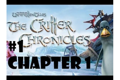 The Book of Unwritten Tales: The Critter Chronicles ...