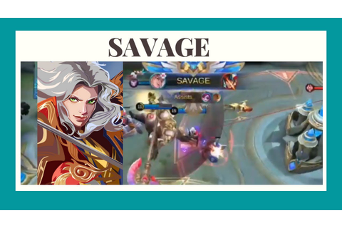 Lancelot Game Play Savage - YouTube