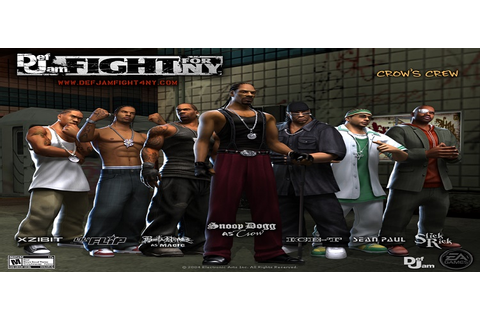 Def Jam Fight For Ny Android Download PPSSPP _v[USA].iso ...