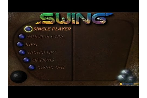 Swing gameplay (PC Game, 1997) - YouTube