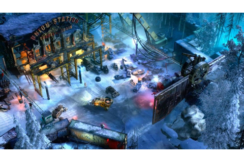 Wasteland 3 Official Gameplay Trailer - YouTube