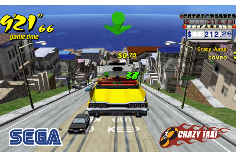 Crazy Taxi Classic for Android - APK Download