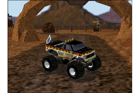 Monster Truck Madness 2 Game Free Download | Welcome
