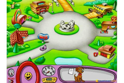 Putt-Putt Enters the Race download PC