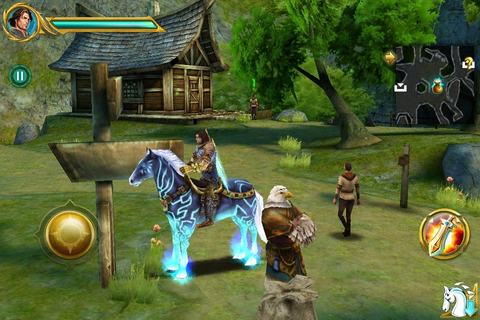 Download Sacred Odyssey Rise of Ayden APK Data Torrent