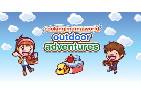 Cooking Mama World: Outdoor Adventures | Nintendo DS ...