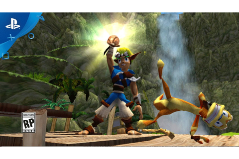 Jak and Daxter PS2 Classics - Announce Trailer | PS2 on ...