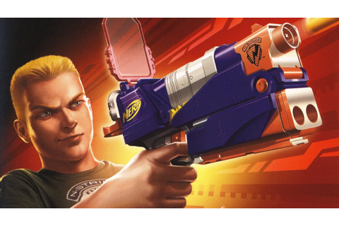 Classic Game Room HD - NERF N-STRIKE ELITE for Nintendo ...