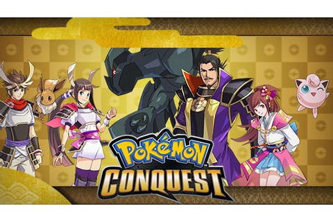 Pokemon Conquest Review - Just Push Start