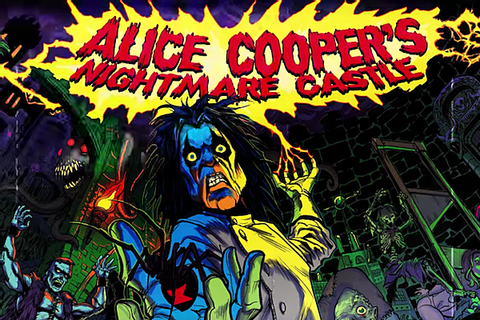 Alice Cooper Pinball Machine to Arrive This Fall