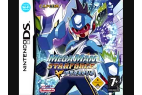 All nds megaman games - YouTube