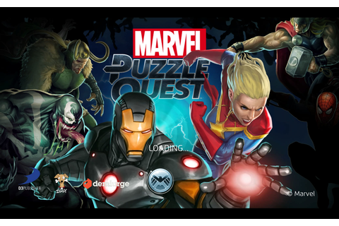 Marvel Puzzle Quest Screenshots for Windows - MobyGames