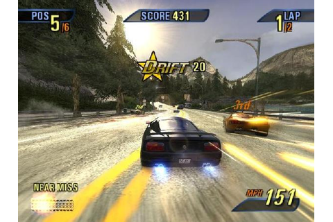 Burnout 3: Takedown - Racing - Games - Playstation2iso