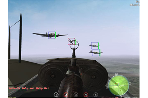 WW2 Tail Gunner - Free PC Games at Download-Free-Games.com!
