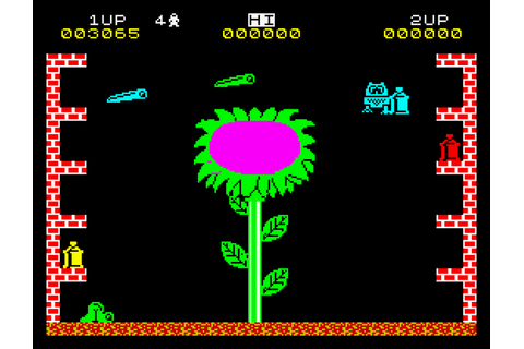 Pssst, ZX Spectrum – The King of Grabs