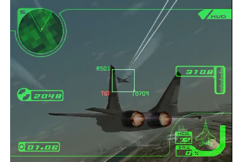 GAME REVIEW: Ace Combat 3 Electrosphere | Eurylade Reviews