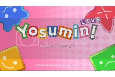 Yosumin - A game XD: vidyarmeliana — LiveJournal