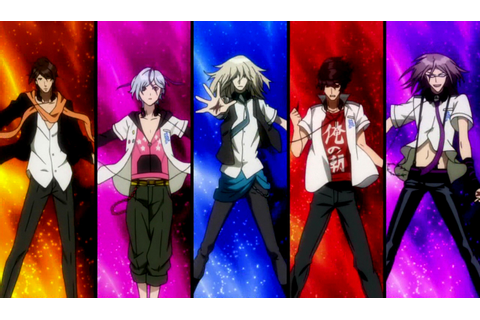 Scared Rider Xechs (Anime) | AnimeClick.it