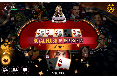 Zynga Poker – Texas Holdem - Android Apps on Google Play
