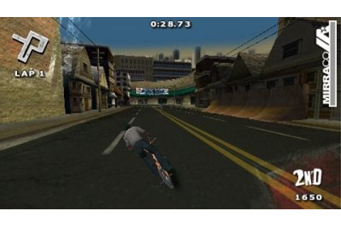 Dave Mirra BMX Challenge - PSP - Review