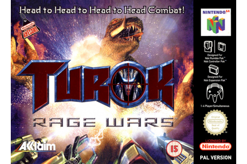 Turok: Rage Wars (N64 / Nintendo 64) News, Reviews ...