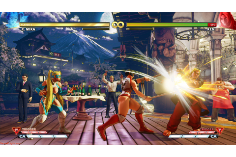 Street Fighter V: Arcade Edition - GamerKnights