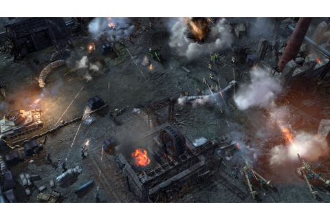 Company of Heroes 2 - Game Side Story