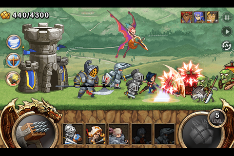 Tower Defense: Kingdom Wars On Your Windows PC / Mac ...
