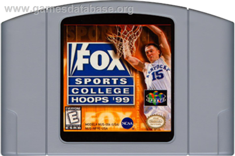 Fox Sports College Hoops '99 - Nintendo N64 - Games Database