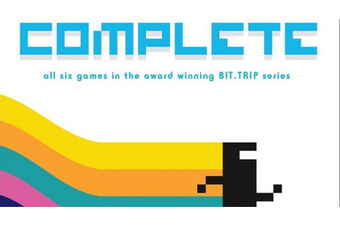 Random Game #5 – Bit.Trip Complete [Wii] | My Brain on Games