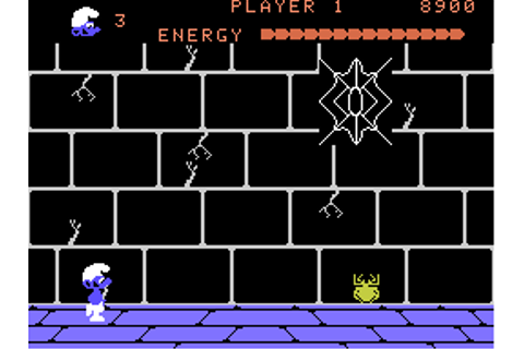 Download Smurf: Rescue in Gargamel's Castle (ColecoVision) - My ...