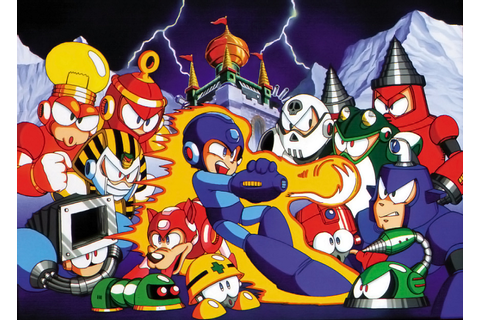 25 Years Ago, Mega Man 4 Changed The Series Forever ...