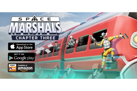SPACE MARSHALS – CHAPTER 3 OUT NOW! | Pixelbite Games