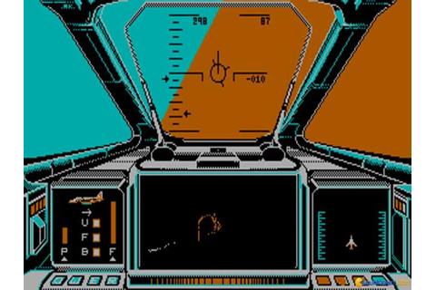 Harrier Combat Simulator (1988) - PC Game