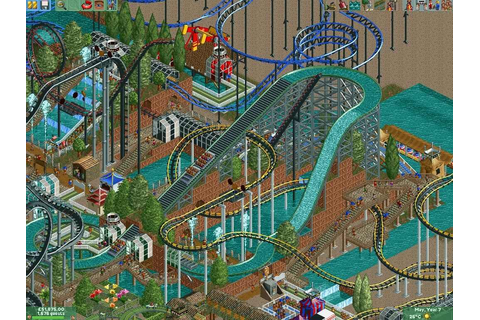 RollerCoaster Tycoon 2 Download Free Full Game | Speed-New
