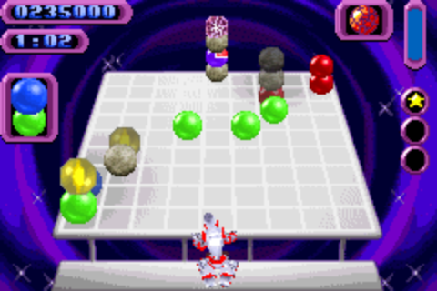 Super Bubble Pop - Game Boy Advance - Score Board