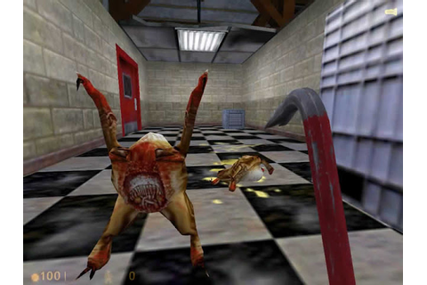 Half Life 1 Game - PC Full Version Free Download